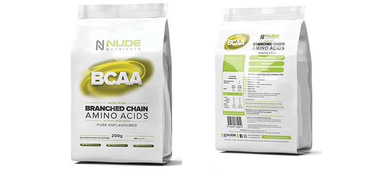 BCAA's – Branched Chain Amino Acids