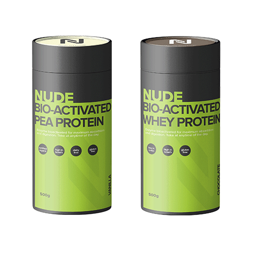Nude Nutrients Protein powder